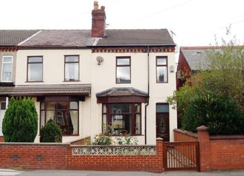 Thumbnail 3 bed end terrace house for sale in Crow Lane West, Newton-Le-Willows, Merseyside