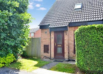 Thumbnail 1 bed terraced house for sale in Keighley Close, Thatcham
