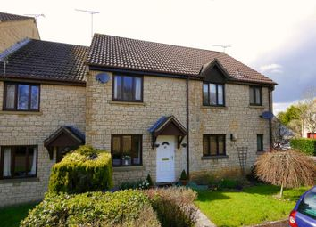 Thumbnail 2 bed terraced house to rent in Hanstone Close, Cirencester