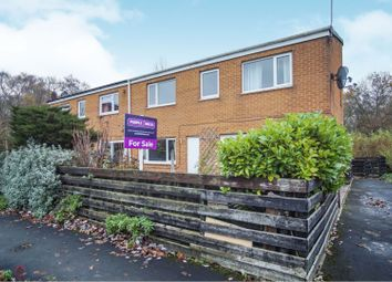 Thumbnail 3 bed end terrace house for sale in Hutton Place, Newton Aycliffe