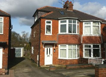 Thumbnail 3 bedroom semi-detached house for sale in Millfield Lane, Off Hull Rd. York