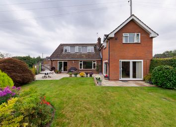 Thumbnail 4 bed detached house for sale in Cleobury Road, Far Forest, Kidderminster