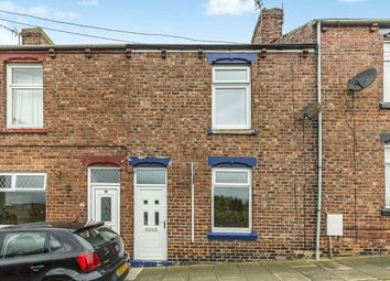 Thumbnail 2 bed terraced house to rent in Kitchener Terrace, Ferryhill