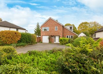 Thumbnail 4 bed detached house for sale in High Street, Bassingbourn, Royston