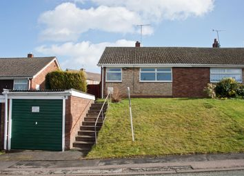 Thumbnail 2 bed bungalow for sale in Greenfields Drive, Rugeley
