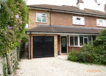 Thumbnail 4 bed detached house to rent in Brookside, Runcton, Chichester