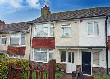 Thumbnail 3 bed terraced house for sale in Nesbitt Road, Brighton