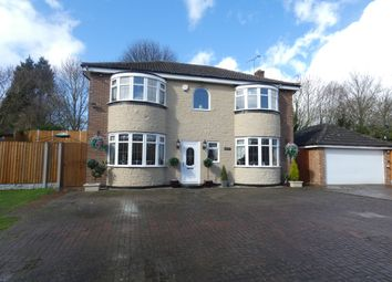 Thumbnail 4 bed detached house for sale in Doncaster Road, Pickburn, Doncaster
