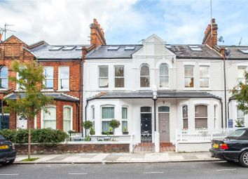 Thumbnail 3 bed flat for sale in Musard Road, London