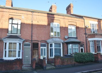 Thumbnail 2 bedroom terraced house to rent in Clarendon Park Road, Clarendon Park, Leicester