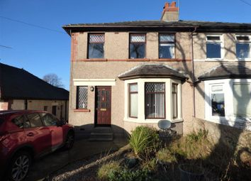 Thumbnail 3 bedroom semi-detached house for sale in Chester Place, Lancaster