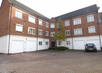 Thumbnail 2 bedroom flat to rent in Birches Rise, Birches Head, Stoke-On-Trent