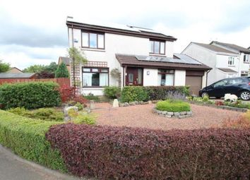 Thumbnail 4 bed detached house for sale in Foxhills Place, Summerston, Glasgow