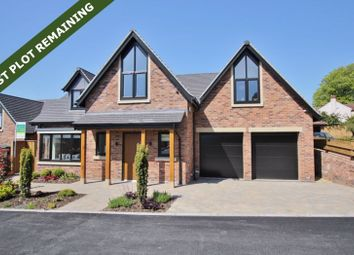 Thumbnail 4 bed detached house for sale in Plot 6, Gayton Chase, Strathearn Road, Lower Heswall