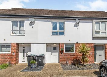 2 bed terraced house for sale in Nursery Grove, Gravesend, Kent, England DA11