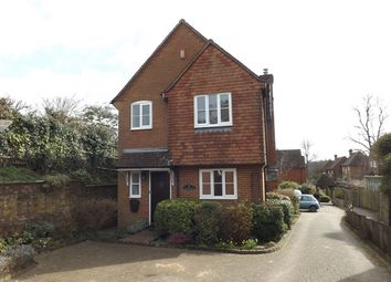 Thumbnail 3 bed detached house to rent in Church Lane, Bletchingley