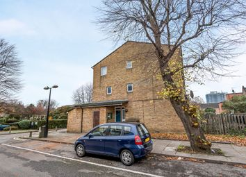Thumbnail 3 bed terraced house for sale in Montague Square, London