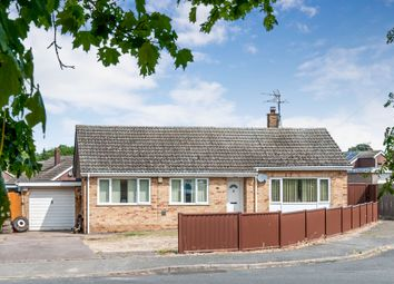 Thumbnail 3 bed detached bungalow for sale in Sandgalls Drive, Lakenheath, Brandon
