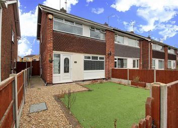 Thumbnail 3 bed detached house for sale in Camdon Close, Lincoln