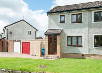 Thumbnail 2 bed semi-detached house for sale in Ballantrae Drive, Newton Mearns, Glasgow