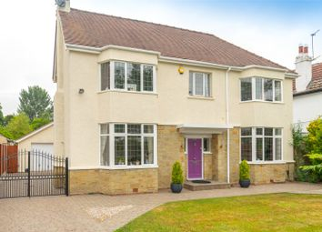 Thumbnail 4 bed detached house for sale in Street Lane, Leeds, West Yorkshire