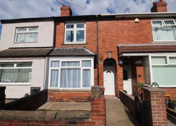 Thumbnail 2 bed terraced house to rent in Askern Road, Bentley, Doncaster
