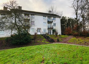 Thumbnail 2 bed flat for sale in Elphinstone Crescent, The Murray, East Kilbride