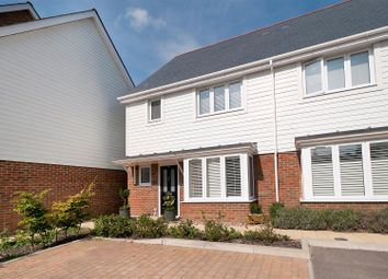 Thumbnail 3 bed semi-detached house for sale in Poynder Drive, Snodland