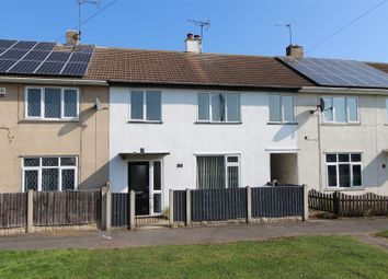Thumbnail 4 bed terraced house for sale in Coniston Road, Worksop