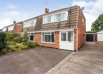 3 bed semi-detached house for sale in Jordan Avenue, Stretton, Burton-On-Trent DE13