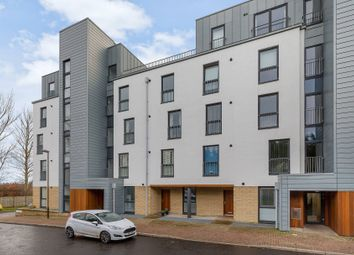 Thumbnail 2 bed flat for sale in Kimmerghame Place, Edinburgh