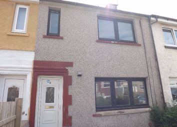 Thumbnail 3 bed terraced house to rent in Linksview Road, Motherwell, North Lanarkshire