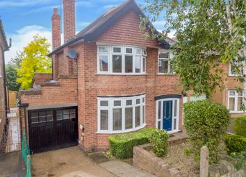Thumbnail 3 bed detached house for sale in Harrow Road, West Bridgford