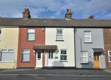 Thumbnail 2 bed terraced house for sale in London Road, Dunton Green, Sevenoaks, Kent