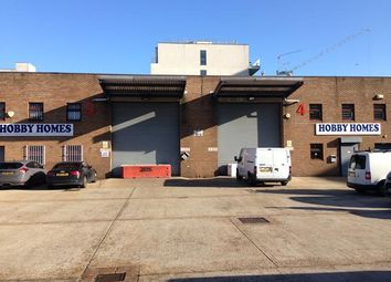 Thumbnail Light industrial to let in Unit 4 Thomas Road Industrial Estate, Thomas Road, London