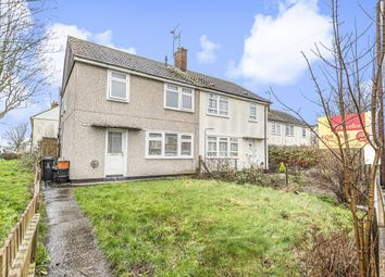 3 bed semi-detached house for sale in Buckhurst Crescent, Swindon SN3