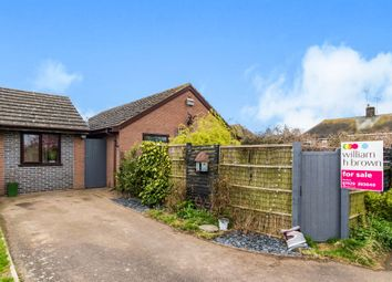 Thumbnail 2 bed detached bungalow for sale in Longmeadows, Morton, Bourne