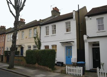Thumbnail 2 bed terraced house to rent in Burleigh Road, Enfield