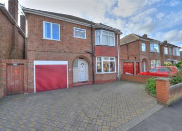 Thumbnail 4 bed detached house for sale in Douglas Crescent, Houghton Regis, Dunstable
