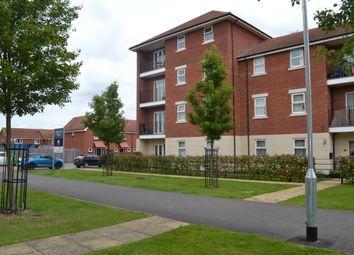 Thumbnail 2 bed flat to rent in Goldstraw Lane, Fernwood, Newark