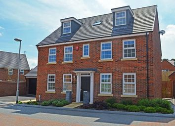 Thumbnail 5 bedroom detached house to rent in Foxglove Way, Beverley