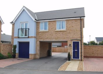 Thumbnail 2 bedroom detached house to rent in Vickers Way, Upper Cambourne, Cambourne, Cambridge