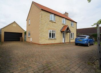 Thumbnail 3 bed detached house to rent in The Green, Dunston, Lincoln