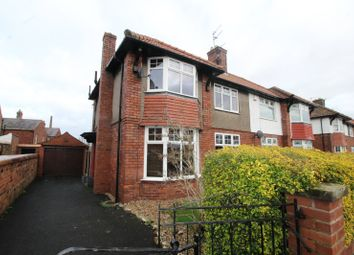 Thumbnail 3 bed semi-detached house for sale in Empire Road, Carlisle, Cumbria