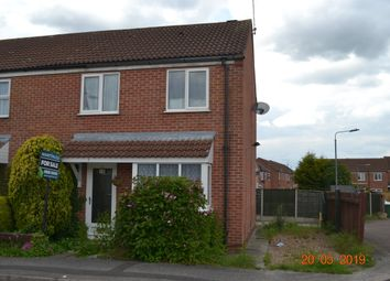 Thumbnail 3 bed town house for sale in Old Mill Crescent, Newark, Nottinghamshire