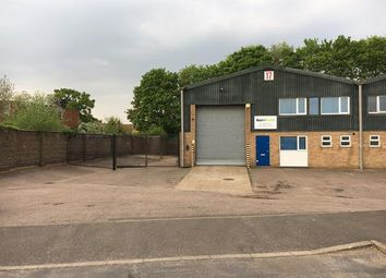 Thumbnail Light industrial to let in 17 Francis Way, Bowthorpe Employment Area, Norwich, Norfolk