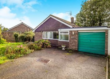 Thumbnail 2 bed bungalow for sale in Cathedral Drive, North Elmham, Dereham
