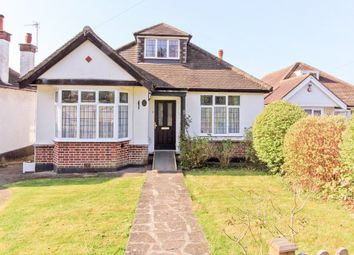 Thumbnail 4 bed detached bungalow for sale in Hillside Road, Northwood
