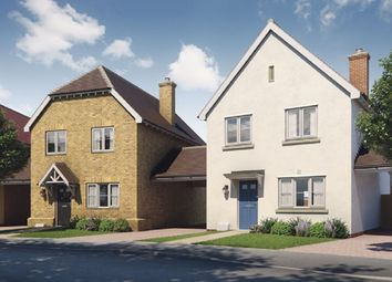 Thumbnail 4 bed link-detached house for sale in London Road, Great Notley, Braintree
