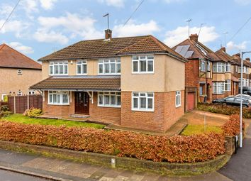 Thumbnail 4 bed detached house for sale in Westbury Gardens, Luton
